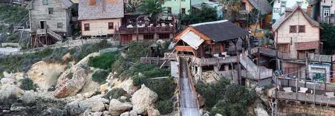 Braccio di Ferro vive a Malta: ecco il pittoresco villaggio di Popeye