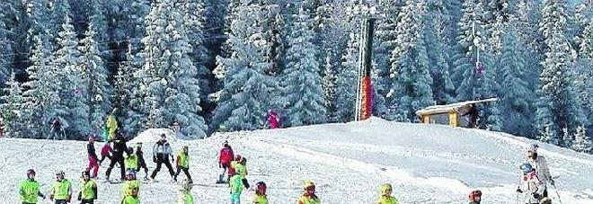Maestra di sci in Slovenia ma Fanny  non può insegnare in val di Zoldo