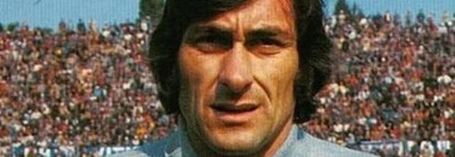 Morto Felice Pulici, il portiere della Lazio campione d'Italia 1974