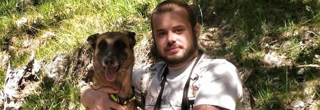 Davide, addestratore di 26 anni muore sbranato dal cane di un amico