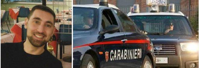 Carabiniere ucciso: stava simulando un'aggressore Indagato il collega
