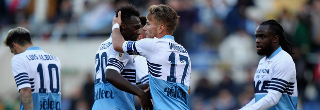 Lazio, Lukaku e Bastos, che ritorni. E Neto è un turbo. Come farà Tare a sfoltire?