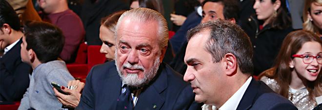 De Magistris esulta per gli azzurri «Grande Napoli: vamos a ganar»