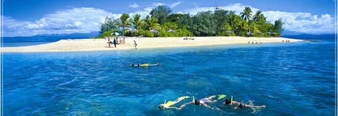 Australia propone un'offerta di lavoro per vivere in un'isola tropicale da sogno