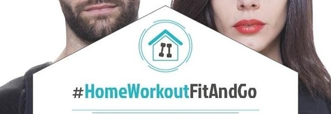Allenarsi a casa e in sicurezza: le Pillole di fitness online di Fit and go