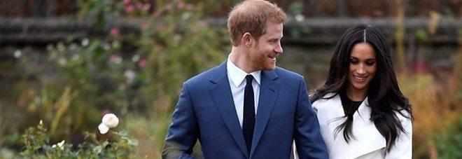 Meghan Markle e il principe Harry, la loro storia diventa un film: ecco quale attrice è stata scelta