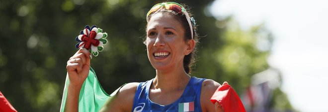 Mondiali, la Palmisano è di bronzo  nella 20 chilometri di marcia