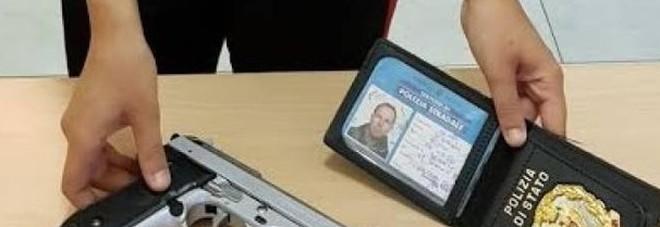 Finti poliziotti in azione in città:  armati di pistola simulano controlli  per rapinare gli automobilisti