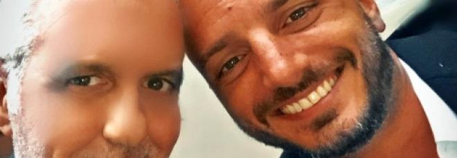 Panariello e l'ex sex symbol oggi irriconoscibile Nicolas Vaporidis