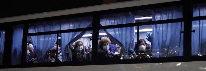 Coronavirus, c'è un italiano contagiato tra i passeggeri della Diamond Princess