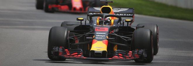 Red Bull divorzia da Renault: sarà Honda a fornire i motori