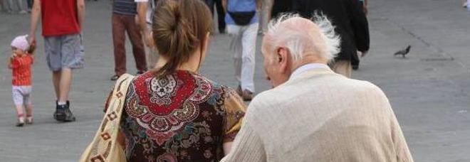 La moglie non fa sesso, il nonnino ottiene il divorzio a 96 anni