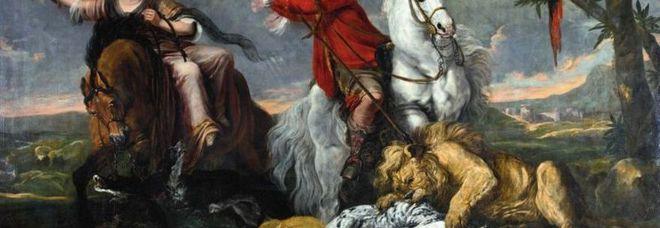 Dipinti, sculture e armi antiche: a Villa d'Este l'arte della caccia