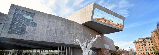 Maxxi 10 e lode: «Il decennale del museo che ha superato i confini»