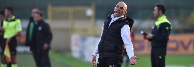 Salernitana-Perugia, ultima chance Bollini: «Voglio anima e cuore»