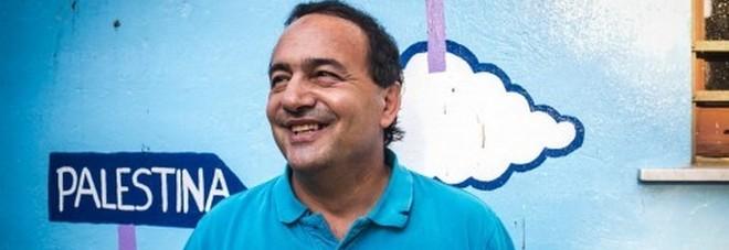 Il sindaco di Riace, Domenico Lucano