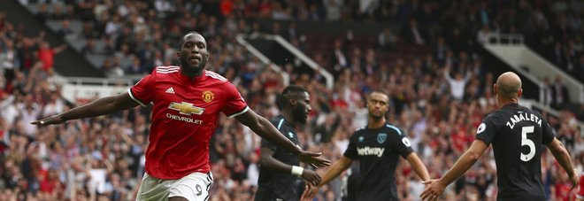 Manchester United a valanga