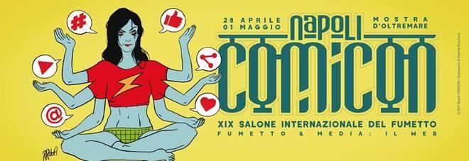Napoli Comicon, nasce un premio Mondadori per promuovere il fumetto