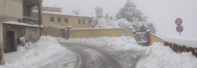 Ondata artica colpisce le Marche: ecco tutte le città a rischio neve