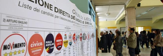 Affluenza, alle 23 nel Salento votanti al 71,17%