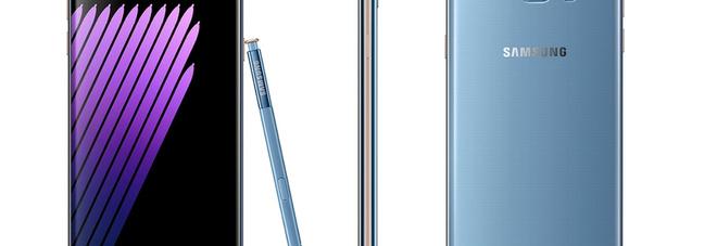 Galaxy Note 7, Samsung sospende la produzione dopo i casi di esplosione