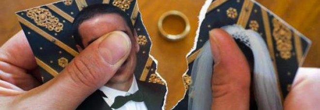 Divorzio, se la Chiesa annulla il matrimonio non si deve pagare il mantenimento