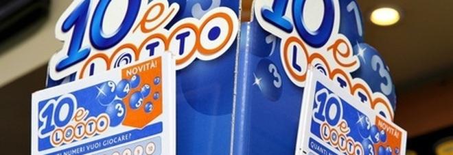 10eLotto, vinti 150mila euro con una giocata da 15 euro: è la vincita più alta in Italia