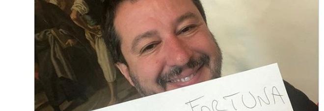 Maturità 2019, Salvini agli studenti: «L'Italia ha bisogno di voi»