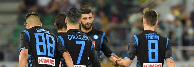 Napoli, col Milan curve a 35 euro «Precedenza» per vecchi abbonati