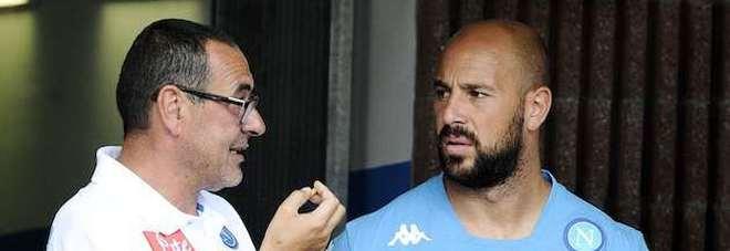 Non solo Higuain e Rugani: Sarri chiede al Chelsea anche Reina