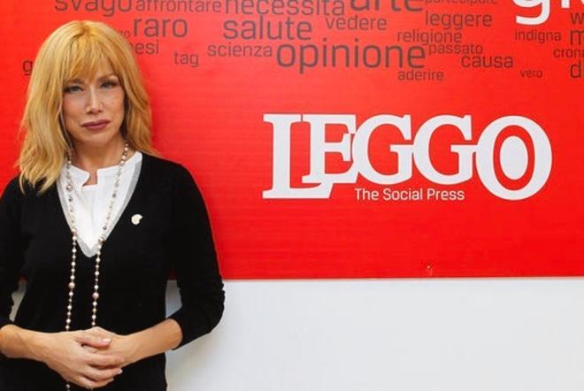 Nancy Brilli risponde su Leggo: «Se lui ti sembra un estraneo»