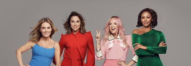 Spice Girls, dopo la reunion via al tour (senza Victoria): ecco le date del prossimo anno