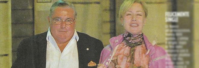 """Nancy Brilli single, sorpresa con l'ambasciatore del Belize: """"600° uomo più ricco del mondo"""""""