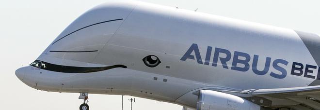 Una balena sorridente nei cieli: Beluga XL, il nuovo Airbus. Ma non volerà fino al 2019