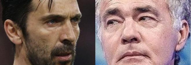 Giletti: «Sto con Buffon, è la rabbia dell'onesto»