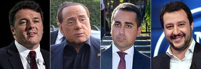 Vaccini, fisco, lavoro: chi vuole abolire cosa? I proclami di Di Maio, Renzi, Salvini, Berlusconi e Grasso