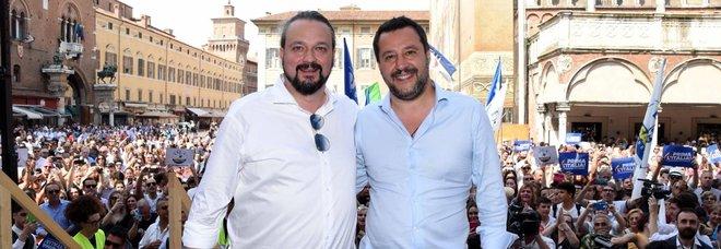 Ferrara, vince la Lega: Fabbri sindaco, scalza la sinistra dopo 70 anni