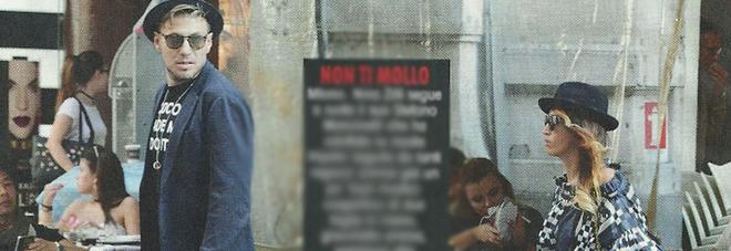 Nina Zilli, dal talent all'amore: passeggiata col fidanzato cestista Stefano Mancinelli