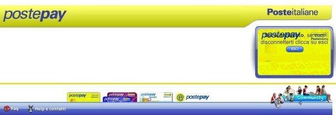 Postepay, occhio al sito clone che ruba dati e soldi: l'annuncio della polizia