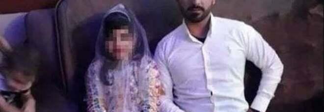 ll video di una sposa bambina di 11 anni