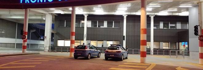Il Pronto soccorso dell'ospedale dell'Angelo a Mestre