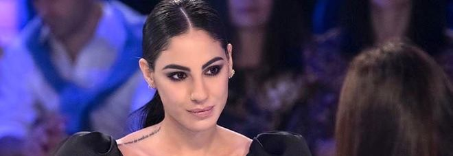 Giulia De Lellis a Verissimo: «Sanremo? Non mi ha chiamata nessuno, ma se arrivasse una proposta...»