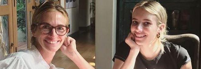 Julia Roberts, pioggia di critiche sui social: «Sei orribile». Lei risponde così