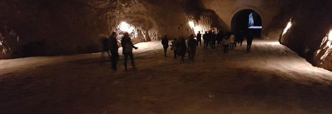 Pozzuoli, dopo 73 anni riapre la Grotta di Cocceio