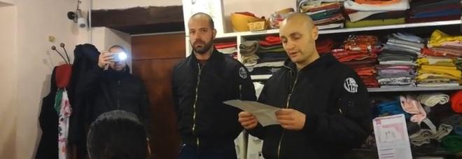 Migranti, il Veneto fronte skinhead  fa irruzione alla riunione di volontari