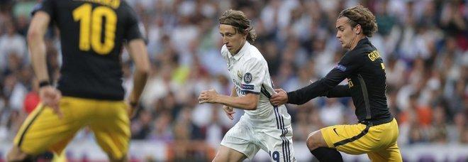Spagna, As: Modric ha deciso di rimanere al Real Madrid