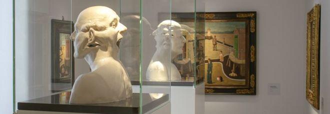 Jan Fabre, il cervello che diventa arte in mostra con la scienza a palazzo Merulana a Roma