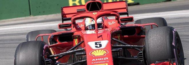 Gp del Canada, Vettel in pole davanti a Bottas: Hamilton quarto