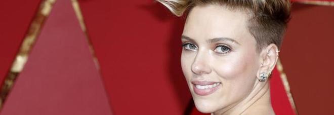 Scarlett Johansson (Ansa/Epa)