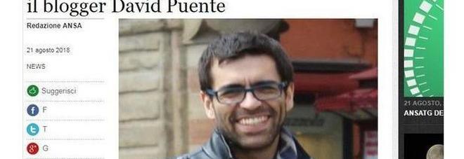 David Puente, il debunker diffamato e minacciato sui social